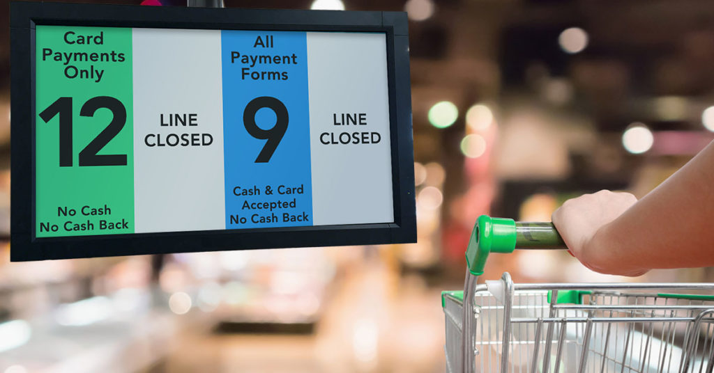 QuikLine Helps Retailers Curb Coronavirus with Line Queue Management
